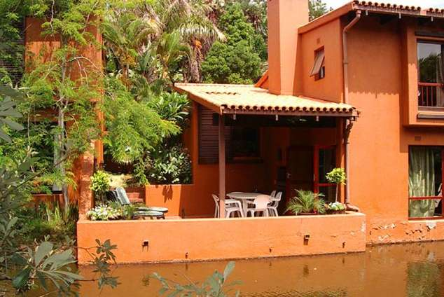 1/8 - View of villa - Self Catering Holiday Accommodation in San Lameer, South Coast