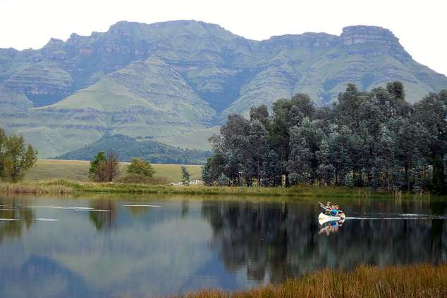 1/19 - Self Catering Accommodation in Underberg, Drakensberg
