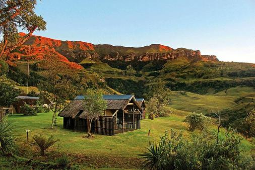 1/19 - Sungubala Eco Camp at Sunrise
