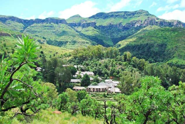 The Cavern Drakensberg Resort And Spa