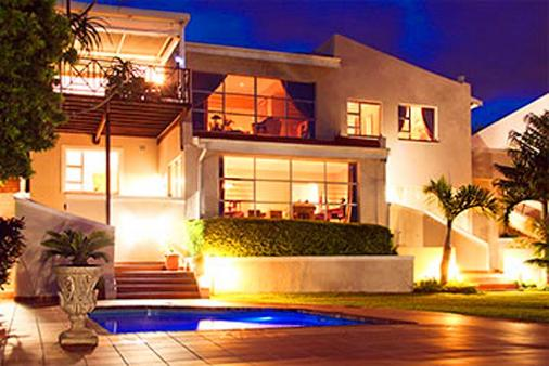 1/8 - Bed & Breakfast accommodation in Amanzimtoti - The View Boutique Hotel & Spa