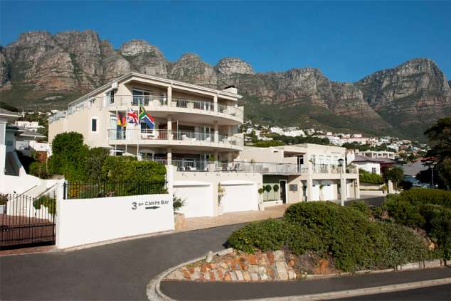 Luxury Bed And Breakfast Camps Bay