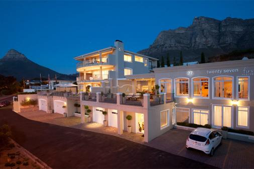 View of 3 On Camps Bay Boutique Hotel