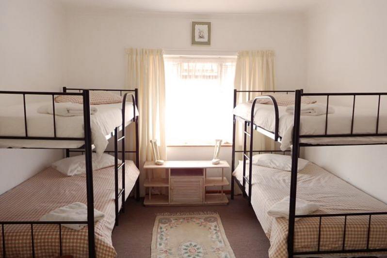 UPSTAIRS second bedroom - sleeps 4