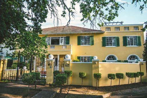 View of Villa Grande Guest House