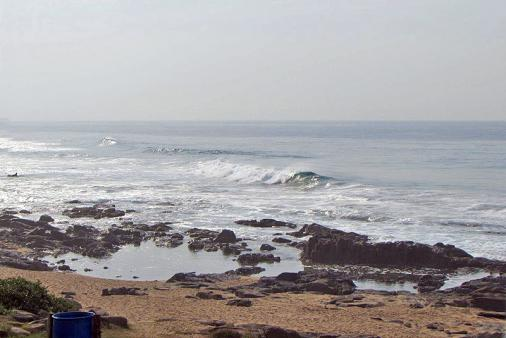 1/13 - View to the left - Wildwaves Ballito, Self Catering Accommodation