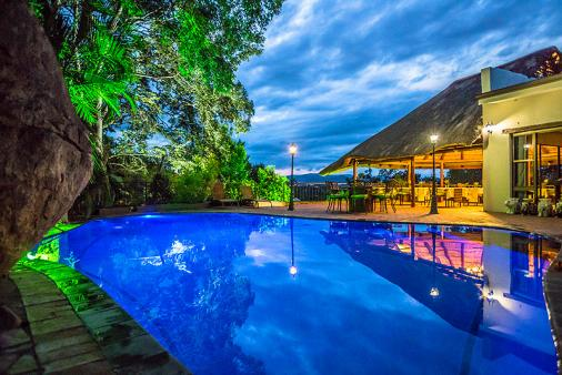 1/20 - Swimming Pool - Star Graded Guest House Accommodation in Mbombela