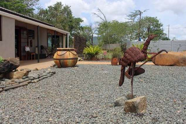 1/8 - Front of B&B - Bed & Breakfast Accommodation in Mkuze, Zululand