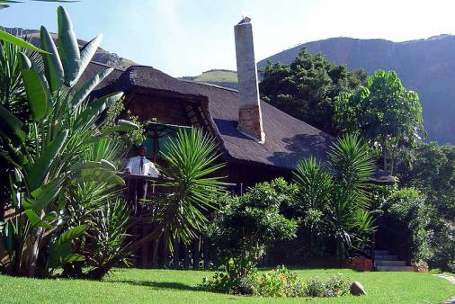 1/30 - The lodge - Catered Bush Lodge Accommodation in Dullstroom, Mpumalanga