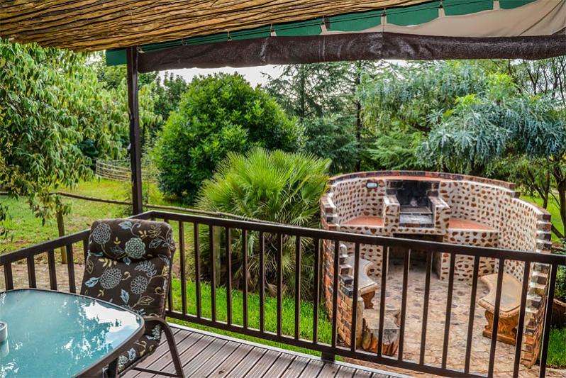 Jacaranda Garden Suite