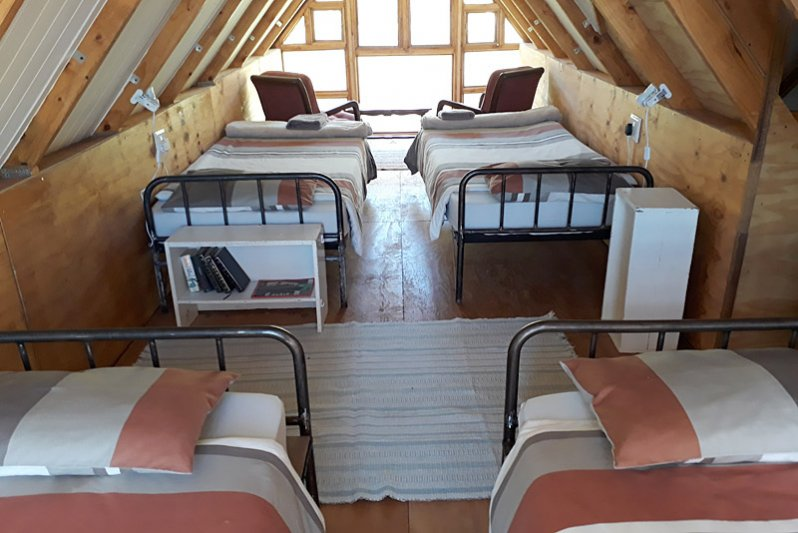 1 st deck, indoors