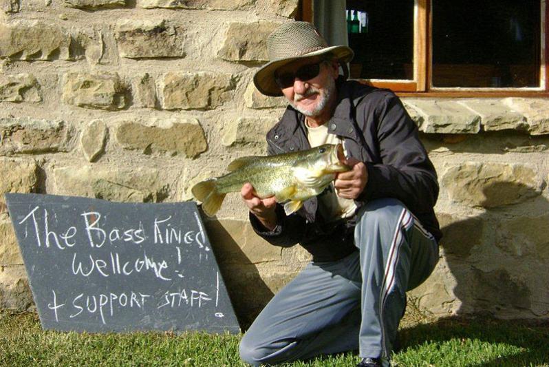 bass waiting