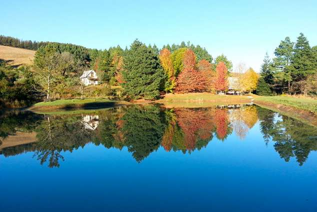 1/9 - Solitude Retreat Centre in Autumnal splendour