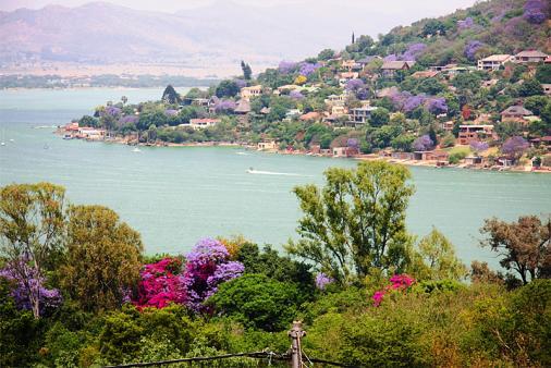 View of El Shadai