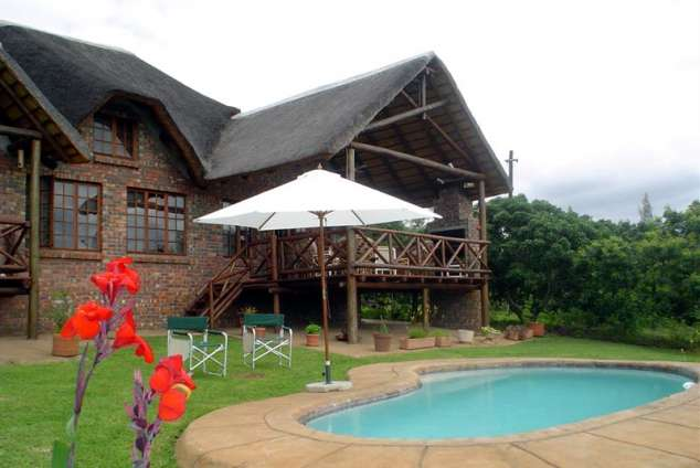1/8 - Orchards - Komatipoort self catering - exterior