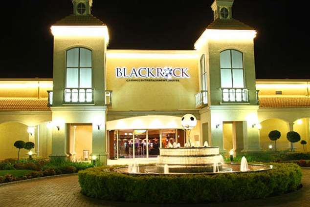 1/8 - Blackrock Casino - Hotel Accommodation in Newcastle, Battlefields