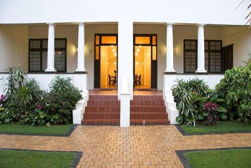 1/8 - Private Apartments - Villa La Palma, Self Catering Apartment Accommodation in Glenwood, Durban