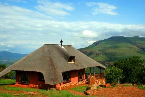 1/12 - Escarpment chalet - Self Catering Cottage Accommodation in Schoemanskloof