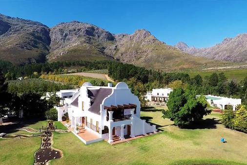 View of Stellenboschfontein