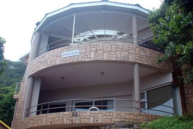 1/8 - Frontal view of the apartment - Self-catering accommodation in Eersterivierstrand