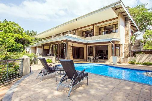 1/9 - One-on-Hely Guesthouse - Bed & Breakfast Accommodation in Mtunzini
