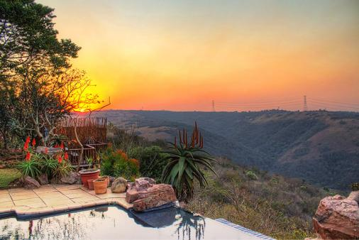 1/8 - Leopards and Louries Bush Lodge - Bed & Breakfast Accommodation in Camperdown