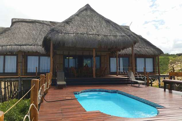Kritzcabin Self Catering Cottage Accommodation Xai Xai Mozambique on 4 Bedroom 3 Bath House Plans