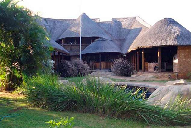 1/12 - Marrob Lodge - Bed & Breakfast Accommodation in Kwambonambi