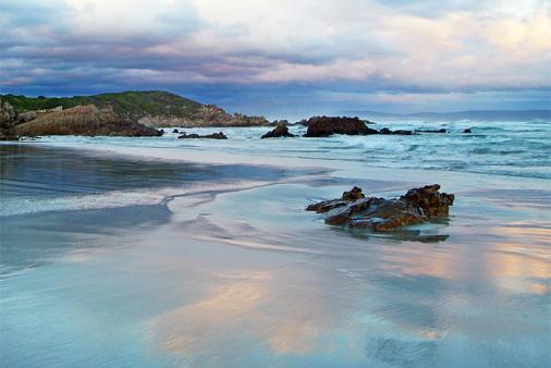 1/13 - Closeby beach