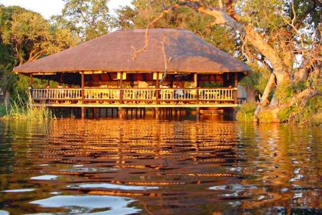 chobe safari lodge chobe national park accommodation. Black Bedroom Furniture Sets. Home Design Ideas