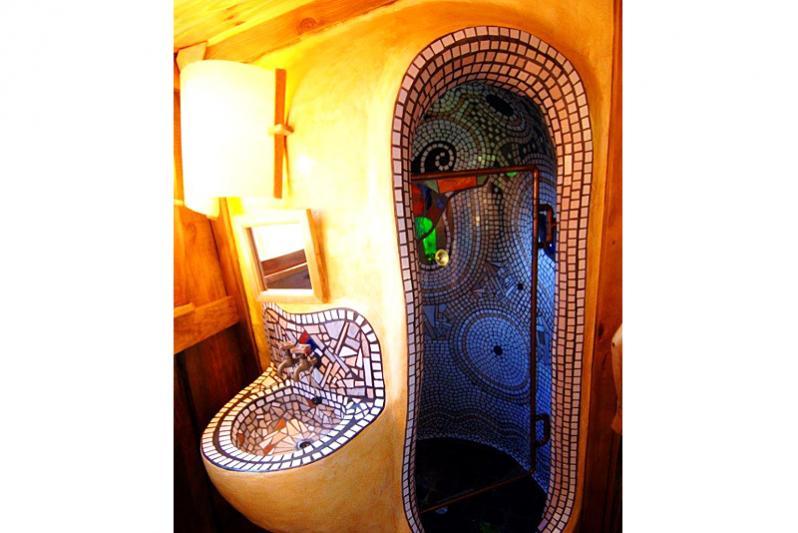 Vervet Forest Cabin - shower