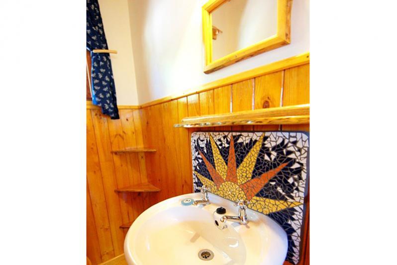 Vervet Forest Cabin - toilet