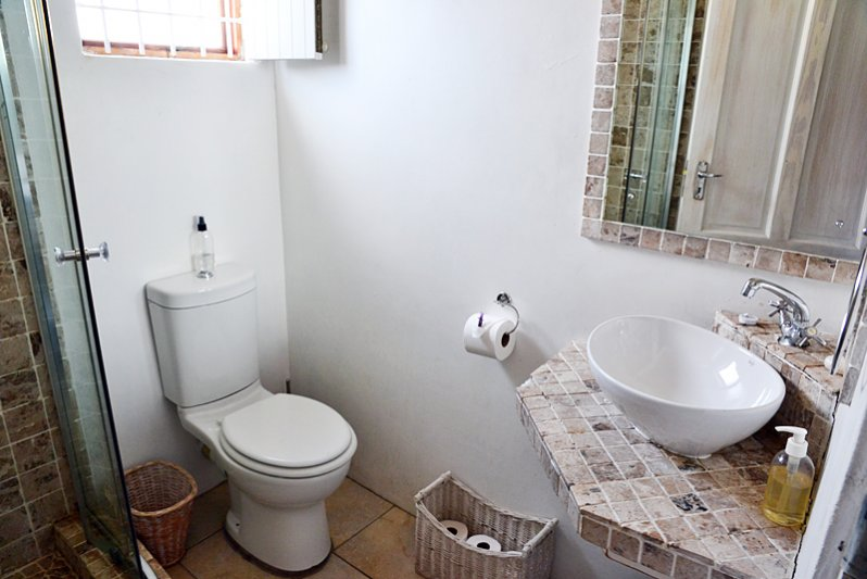 Shower and toilet (shared by 2nd & 3rd bedroom)