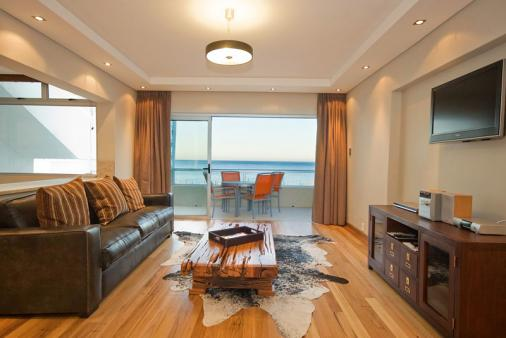 View of Seafront Luxury Apartment
