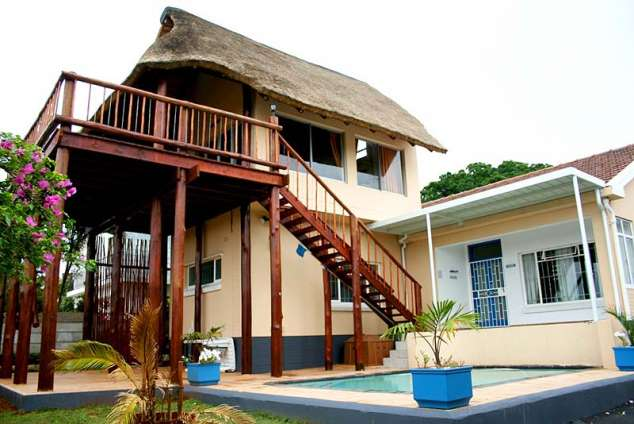 1/8 - Laysea Days - Self Catering House Accommodation in Umkomaas, South Coast
