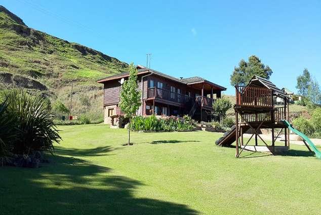 1/22 - Bergview house and garden - Self Catering House in Underberg, Drakensberg
