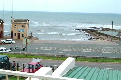1/12 - Sea view from balcony - unit 61 (photo without zooming)