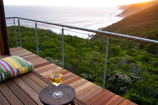 1/19 - Sundowners on the deck - no 24