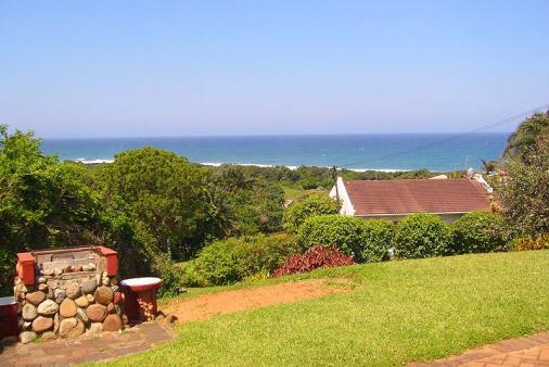 1/8 - Magnificent view from verandah - Seashell Breeze, Self Catering House Accommodation in Elysium