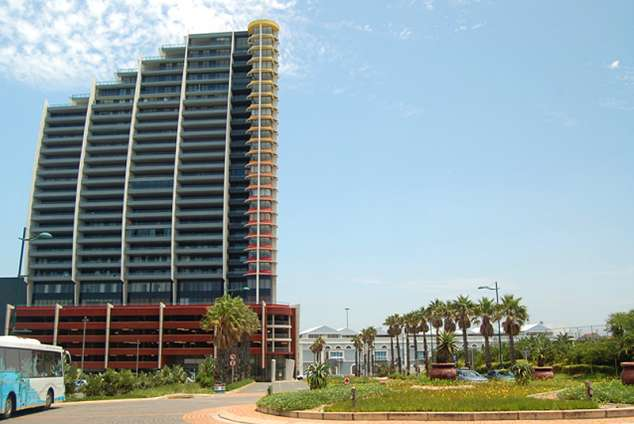 1/8 - Spinnaker 201 - Self Catering Apartment Accommodation in Durban Point Waterfront