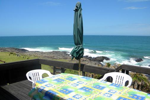 1/13 - Self Catering Cottage accommodation in Mazeppa Bay, Wild Coast