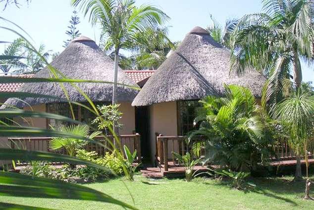 Afrikhaya Guest House St Lucia Accommodation