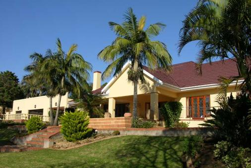 1/8 - Our tranquil, serene environment - Bed & Breakfast accommodation in Vincent Heights
