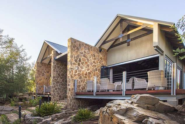 1/23 - Akabeko Boutique Hotel - Star Graded Boutique Hotel accommodation in Lydenburg