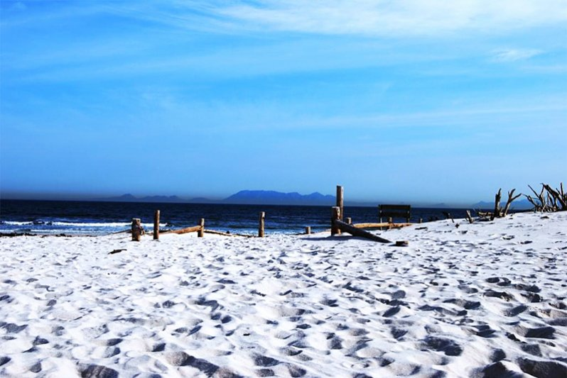 Stay only 3 minutes walk from this beautiful beach