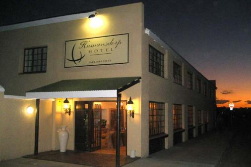 1/8 - Humansdorp Boutique Hotel
