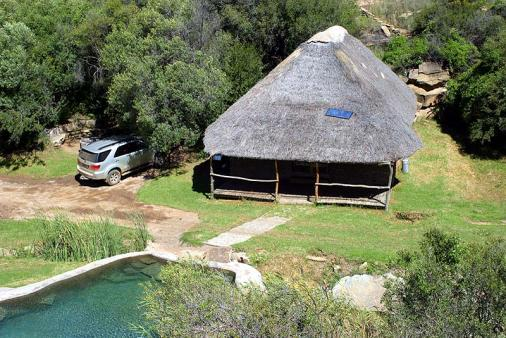 1/8 - Self Catering Cottage in Aliwal North