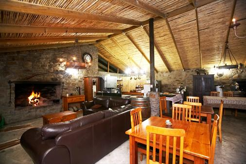 1/20 - Restaurant inside