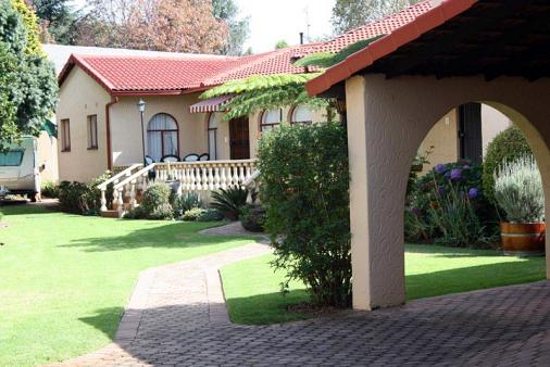 View of Kingstone Villa