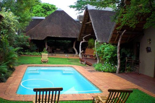 1/8 - Star Graded Guest House Accommodation in Malelane, Kruger Park Area